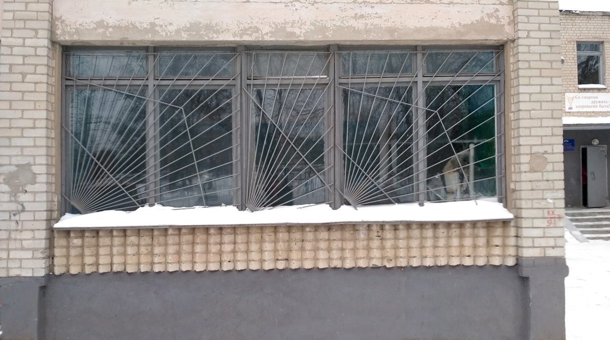 Окна в Садик до