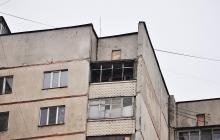 Балкон, пвх окна (до)