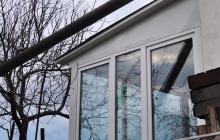 Балкон для частного дома - после