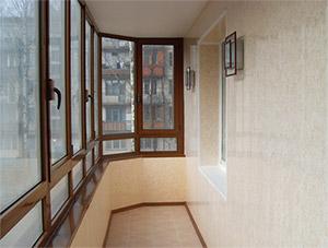 Ремонт балконов в Харькове. Балкон под ключ Харьков