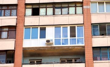 6 метровый французский балкон