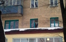 Пластиковые окна для квартиры (до)