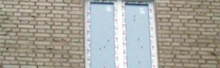 Пластиковые окна для дома - после