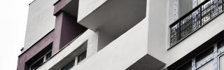 Балкон в высотке (до)