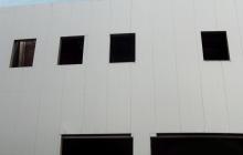 Окна в офис (пустые проемы)