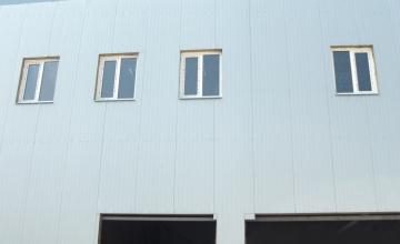 Окна в офис (с окнами)