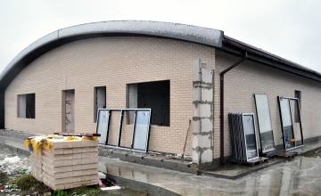 Полное остекление дома - до (фото 1)