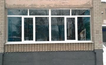 Окна в Садик после