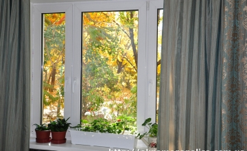 Теплые пятикамерные пластиковые окна