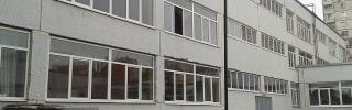 Окна для школы, фасад