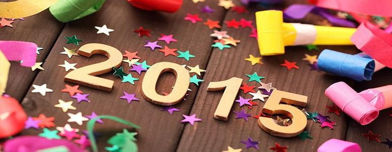 C Новым 2015 годом - поздравления от производителя окон в Харькове компании Окна Мегаполиса